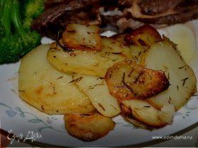 Картофель в сливочном масле (Potatoes Antico Modo)
