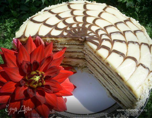 """Торт """"Идеальный"""" для ленивых и очень занятых"""