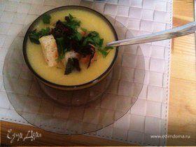 Легкий овощной суп-пюре