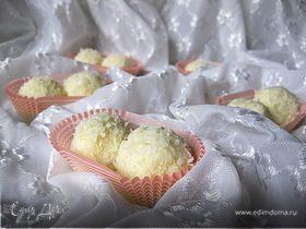 Творожно-рисовые «Рафаэлло»