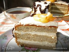 """Торт """"Яблочное настроение"""""""