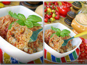 Лягушки в томатном соусе