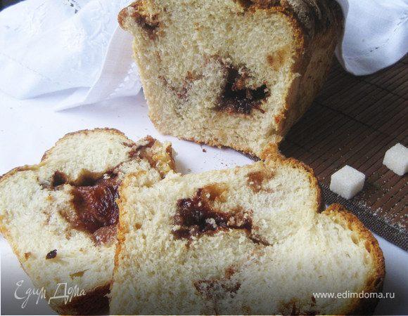 Фризский сахарный хлеб
