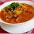 Постный суп-гуляш с грибами по-венгерски