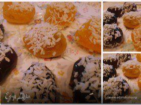 Сыроедные конфеты