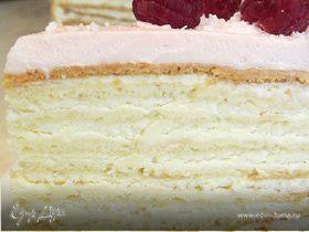 """Торт """"Розовый Мишка"""""""
