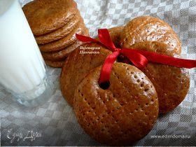 """Имбирное печенье """"Господина Z"""" от Ришара Бертине"""