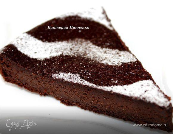 """Кофейно-шоколадный торт """"А ля Варен"""""""