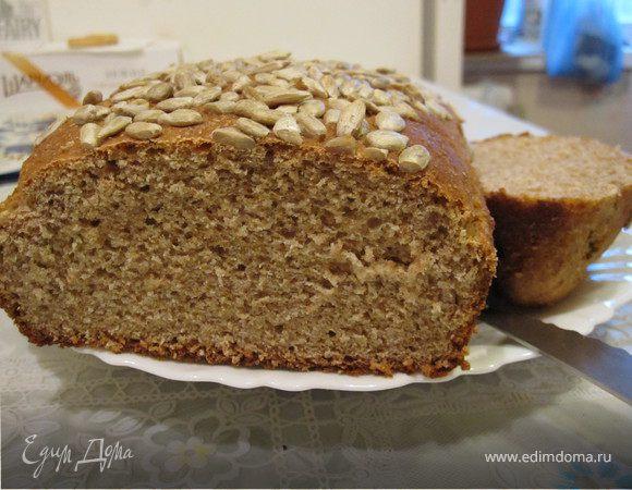 Полбяной (спельтовый) хлеб