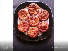 Шварцвальдские шоколадно-ореховые капкейки без муки