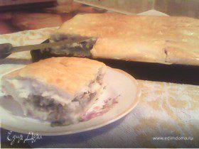 Пирог домашний