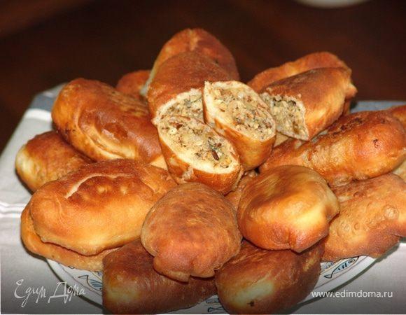 Назад в СССР: Жареные пирожки с требухой