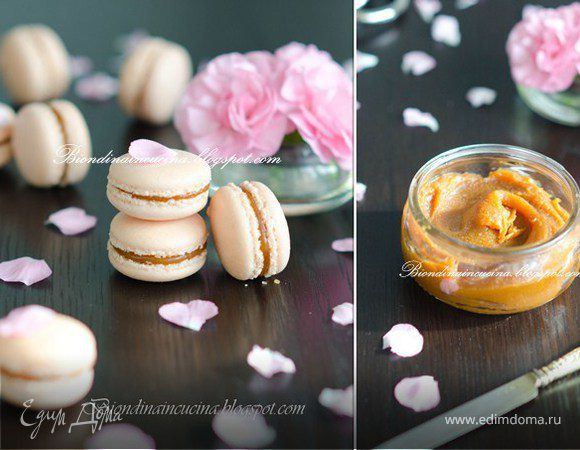 рецепт десерта макарон кофе тревелс