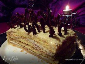 """Торт """"Фейерверк"""" или мой каприз на день рождения"""