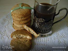 Назад в СССР: Овсяное печенье по ГОСТу