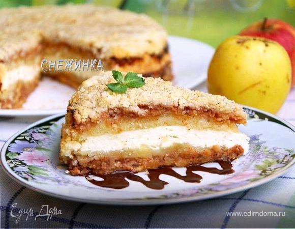 картинки пирог яблочный