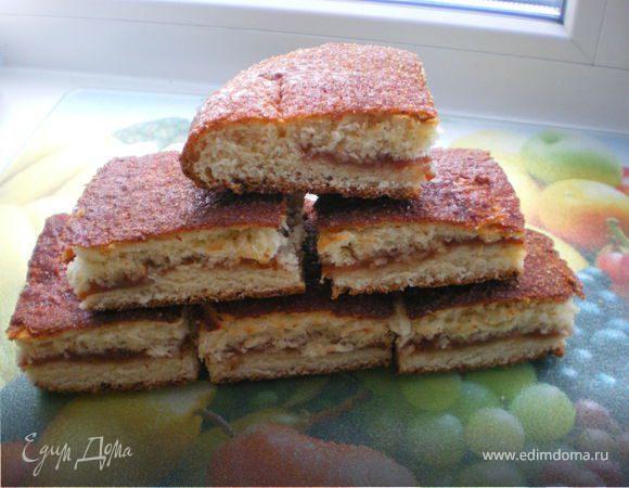 Назад в СССР: Ленивый пирог