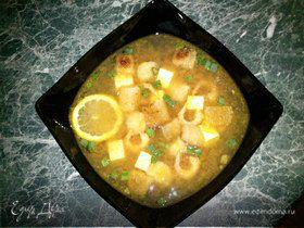 Морской суп