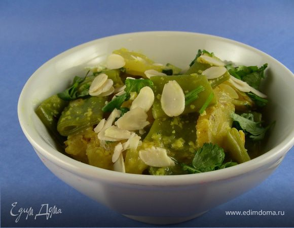 Овощи в соусе корма