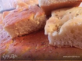 итальянский хлеб от Джейми Оливера