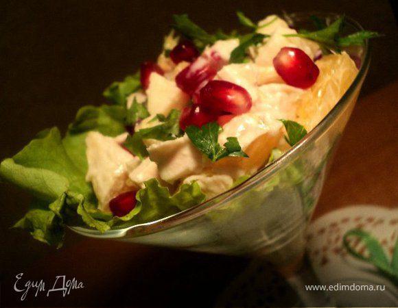 Салат «Последний завтрак на Титанике»