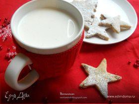 Рождественское печенье с вяленой клюквой и пеканом (Cranberry Noels)