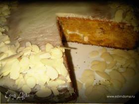 """Торт медовый тыквенно-морковный """"ОРАНЖЕВОЕ НАСТРОЕНИЕ"""""""