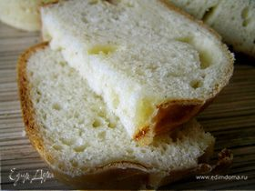 Хлеб с сыром Эмменталь