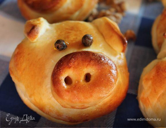 """""""Счастливые хрюшки"""" (Glücksschweinchen)"""