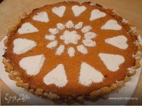 Пирог из тыквы