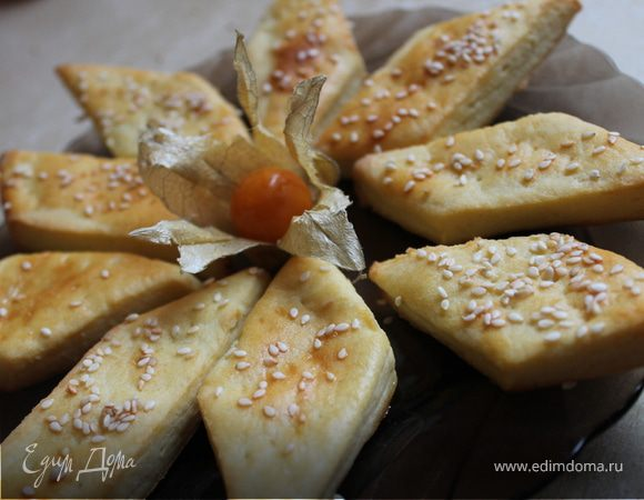 слоеное печенье из картофеля