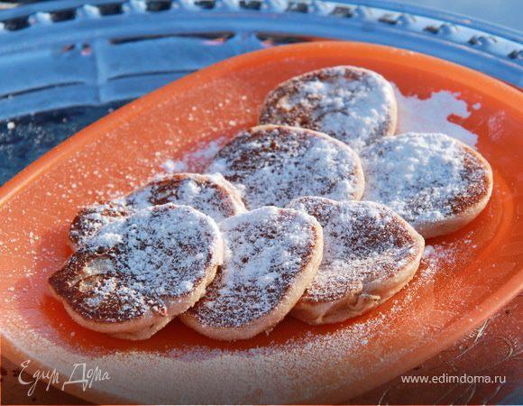 Маленькие голландские оладьи «Пофферчьес» (Poffertjes)