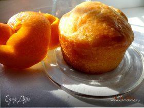 Французские апельсиновые булочки
