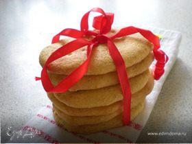 Песочное кукурузное печенье от Джейми Оливера