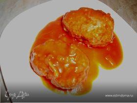 Котлетки в томатном соусе