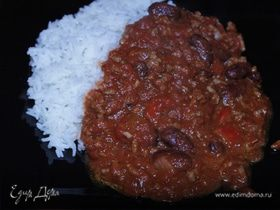 Чили кон карне классический (Chilli con carne)