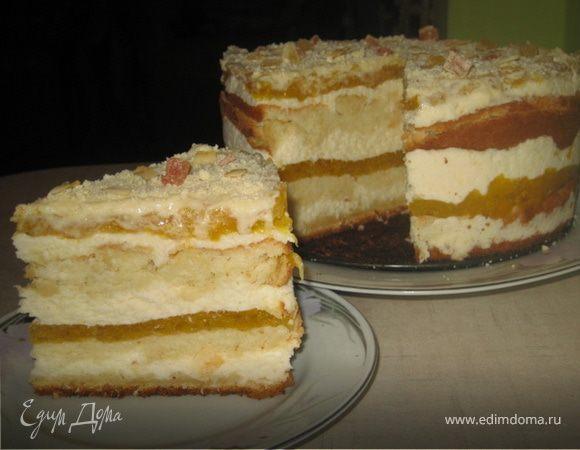 """Торт """"Тропикана"""""""