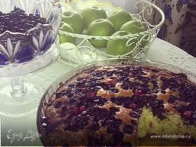 Волшебный ягодный пирог от финской бабушки