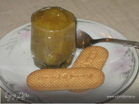 Банановая карамель «Смайл»