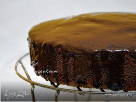 """Шоколадный торт """"Куши"""""""