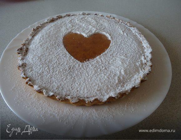 """Пирог """"Сантьяго-де-Компостела"""""""