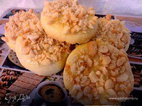 """Печенье с арахисом (по мотивам """"Овис молис"""")"""