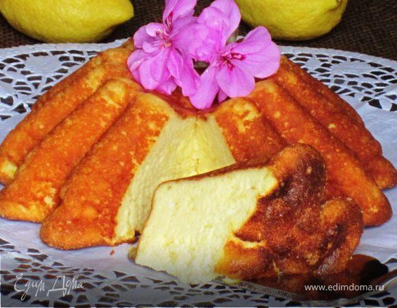 Лимонная рикотта