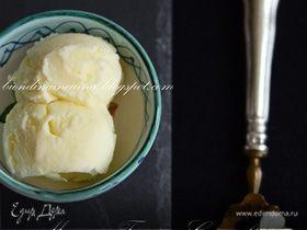Сливочное мороженое (пломбир)