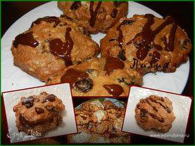 Овсяное печенье №1