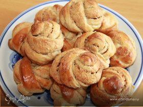 Шведские булочки с кардамоном