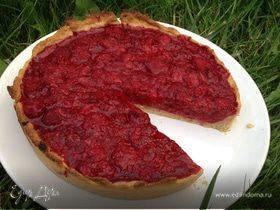 Тарт из малины