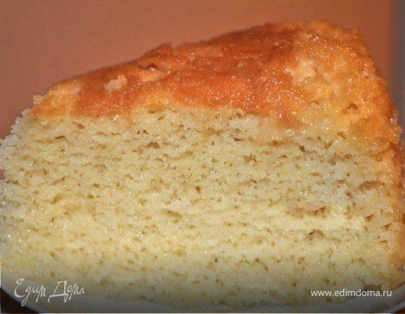 вкусный сочный пирог
