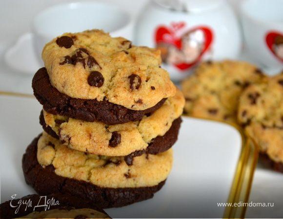 """Влюбленное"" печенье (Cookies-in-love)"