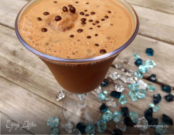 """Ледяной кофе """"Шоколадный чизкейк"""""""